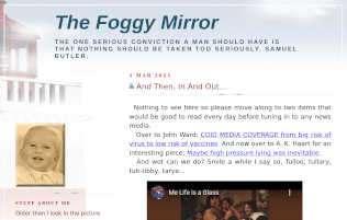 The Foggy Mirror